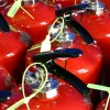 Fire extinguishers for fire safety for business