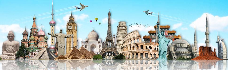 Travel & Tourisim Category